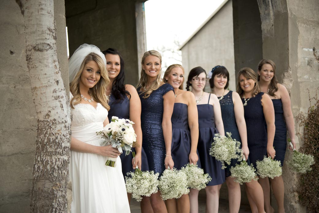 bridesmaids dress colors